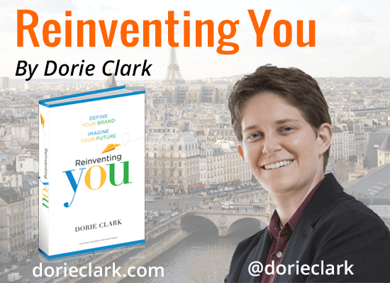 Reinventing You by Dorie-Clark