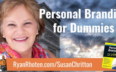 Susan Chritton Personal Branding for Dummies