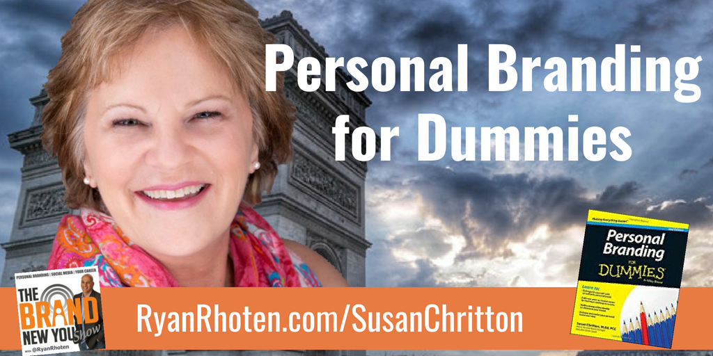 Susan Chritton Personal Branding for Dummies