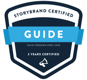 StoryBrand Guide Badge