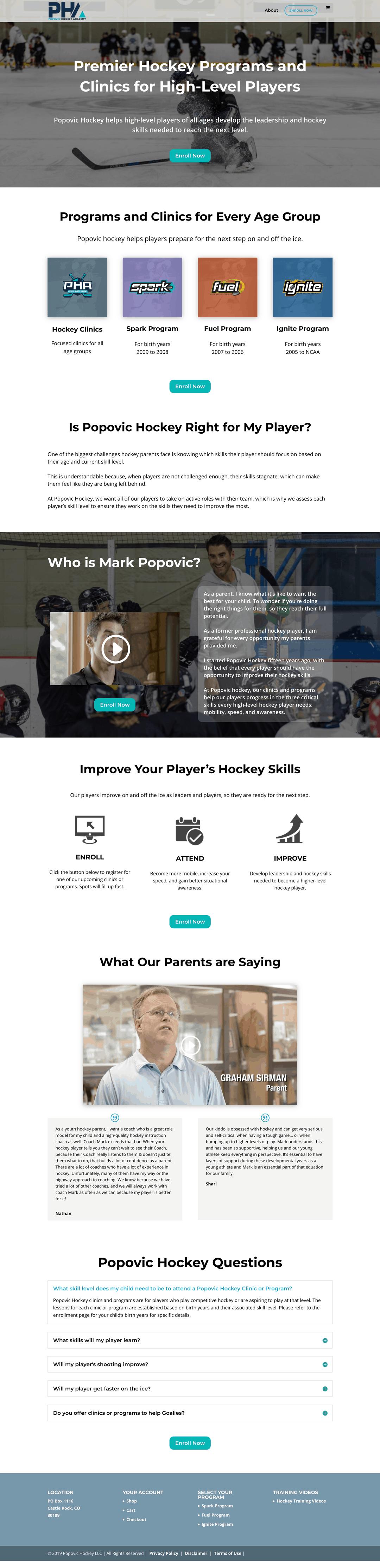 popovichockey